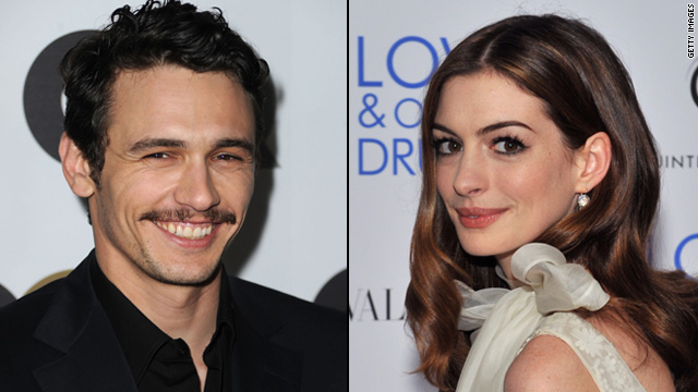Franco, Hathaway on what to expect at the Oscars