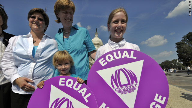 White House nears completion of effort to implement DOMA ruling