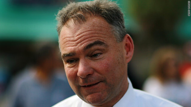 Kaine decision on Senate bid unlikely by this weekend