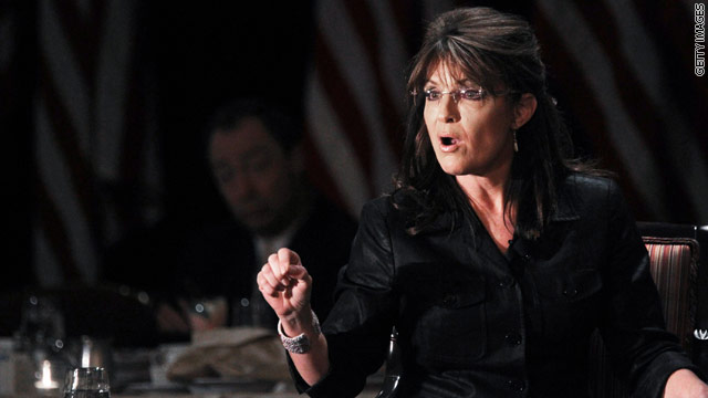 Palin upset with Obama, again