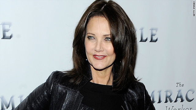 Lynda Carter hopes new Wonder Woman 'kicks butt'