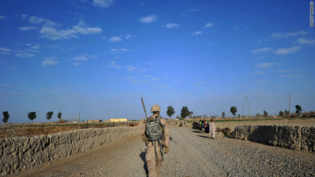 Rolling Stone: Army manipulated visiting VIPs in Afghanistan