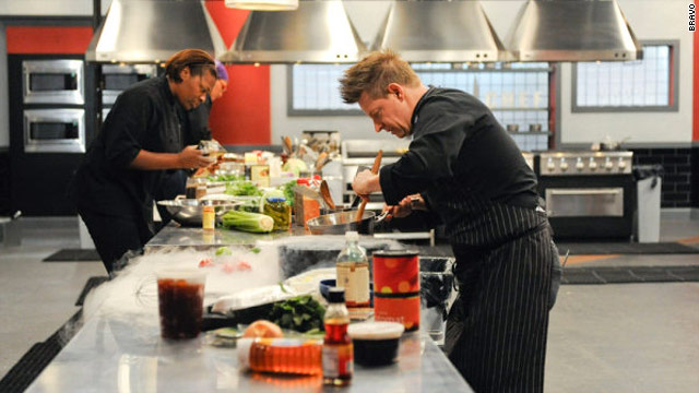'Top Chef' lays down the law