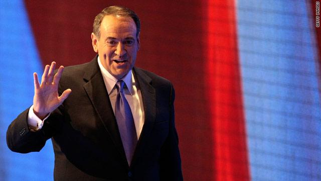 Huckabee decision puts evangelical votes up for grabs