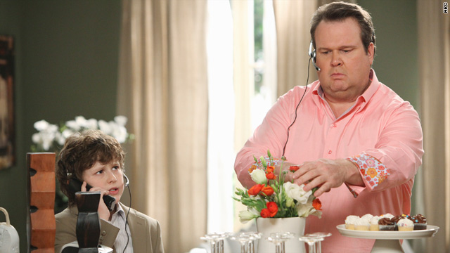Happy Valen-birth-iversary on 'Modern Family'