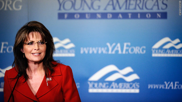 Palin's intensity in Iowa fading, says poll