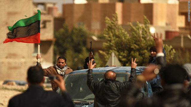 N. Africa, Mideast unrest: 17 killed in western Libyan city, doctors say