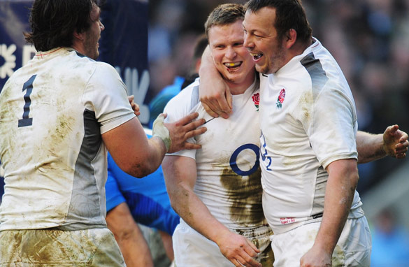 England are fired up after winning their first two Six Nations matches against Wales and Italy.