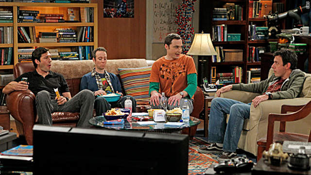 It's not all about Sheldon on 'The Big Bang Theory'