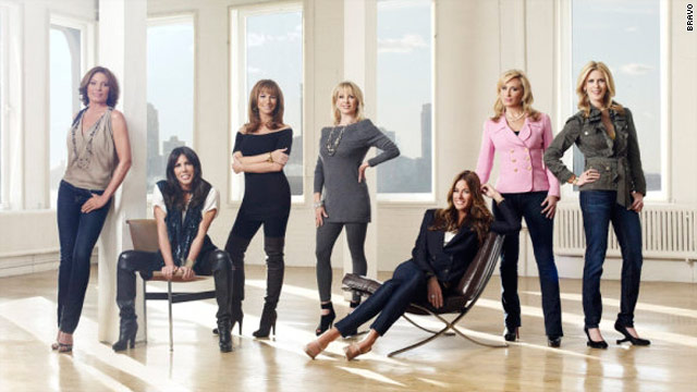 NYC 'Housewives' will have drama, cast members promise
