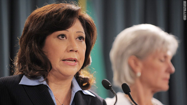 Labor Secretary Solis: &quot;Elections do matter&quot;