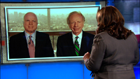 John McCain and Joe Lieberman on Middle East affairs