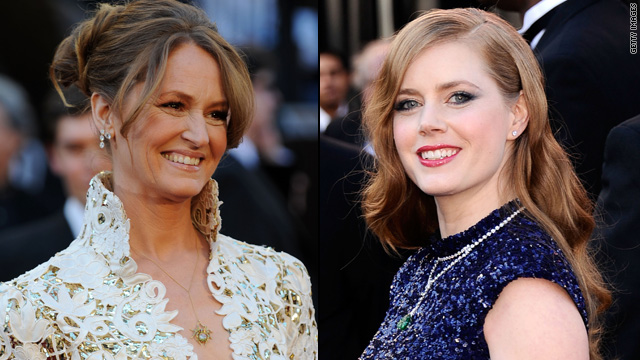No 'Fight' between Amy Adams and Melissa Leo