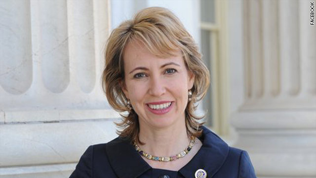 Giffords and staff remember victim on his birthday