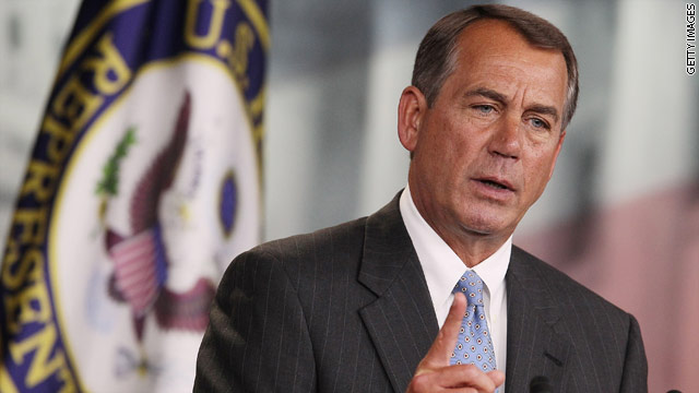 Boehner: Obama causing energy costs to rise