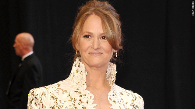 Melissa Leo: I won an Oscar? Pinch me!