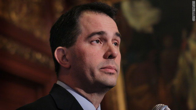 Defiant Wisconsin governor says time to stand up and tell the truth