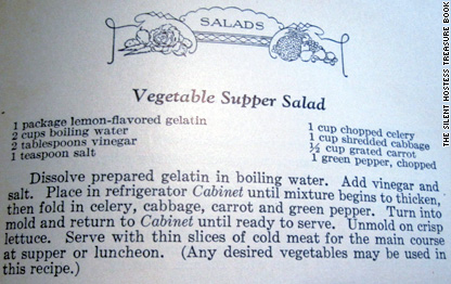 cold salad recipe