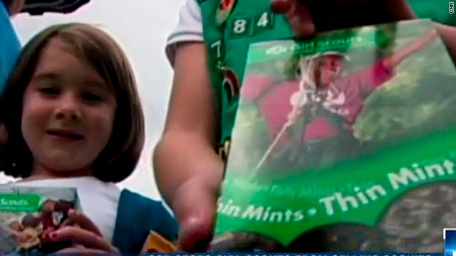 Girl Scouts booted from cookie corner - founder&#039;s historic house