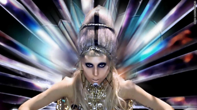 lady gaga born this way tattooed man. Lady Gaga#39;s #39;Born This Way#39;