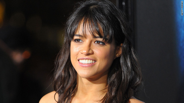Michelle Rodriguez on aliens: They'd be smart, loving