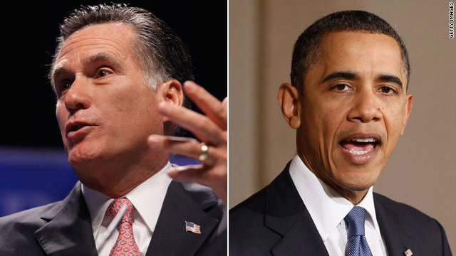Obama gives props to Romney on health care
