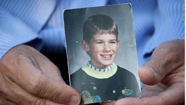 50 people in 50 days: Boy abducted at gunpoint 21 years ago