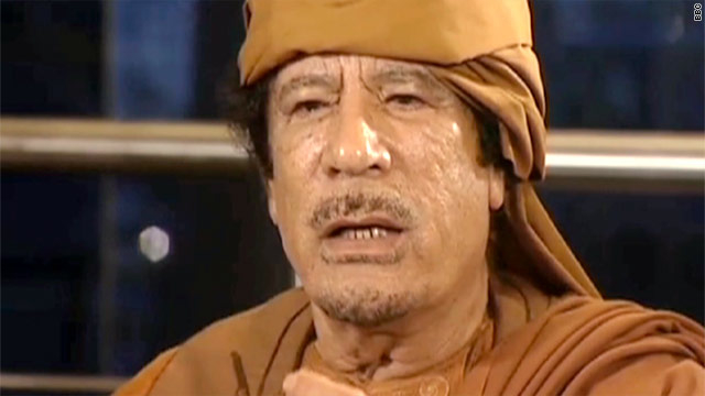 Need To Know News: Moammer Gadhafi and failing; Charlie Sheen and winning