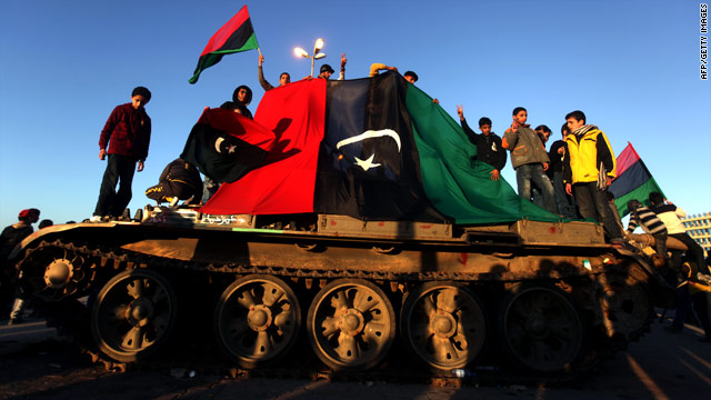 On the Radar: Day 15 of Libyan protests, Sheen on CNN, Florida wildfires