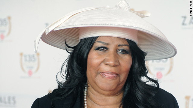 Aretha Franklin: I've lost 25 pounds