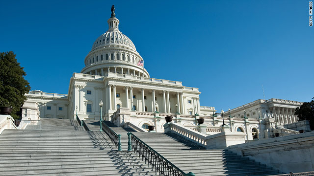 Senate passes bill blocking congressional pay in event of a shutdown