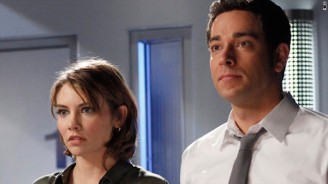 'Chuck': Like father, like daughter