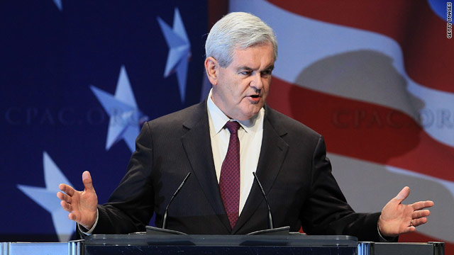 Gingrich to meet with Georgia governor on Thursday
