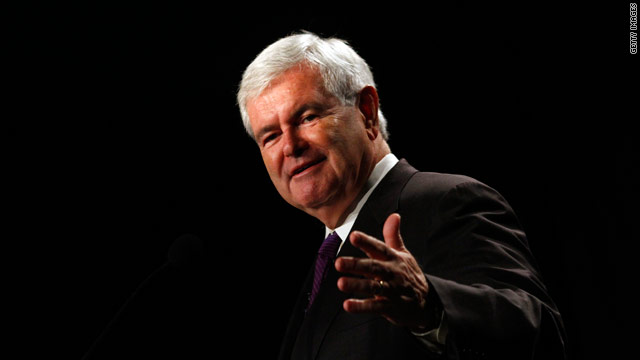 Gingrich&#039;s presidential step raises questions for Fox News