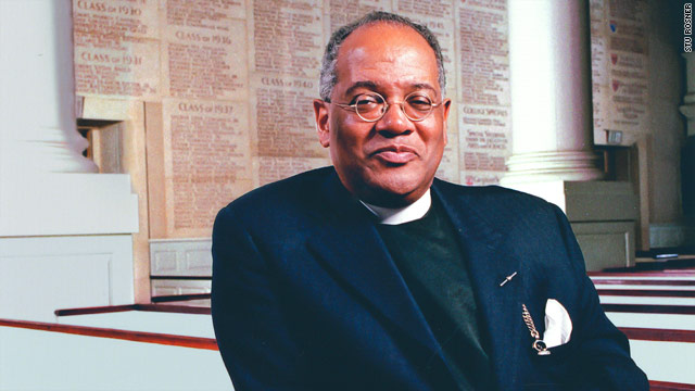 My Take: Remembering the Rev. Peter Gomes
