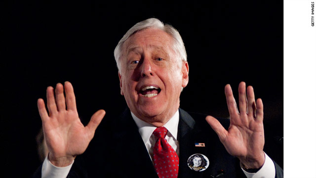 Hoyer argues Republicans have no right to criticize Wisconsin Democrats