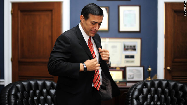 Issa fires top aide