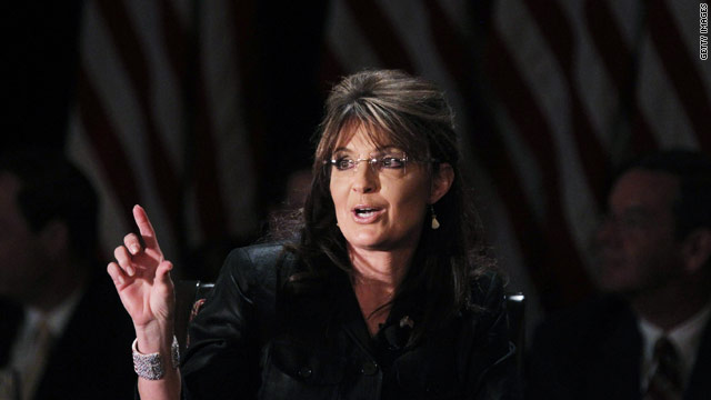 Palin: Obama's position on Defense of Marriage act 'appalling'