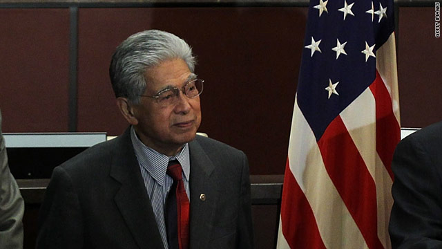 Akaka of Hawaii announces Senate retirement