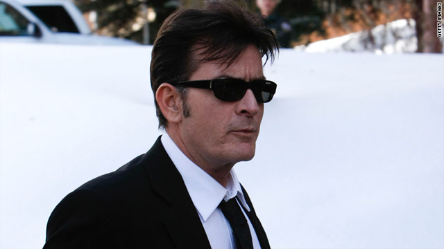 Charlie Sheen is #winning on the web