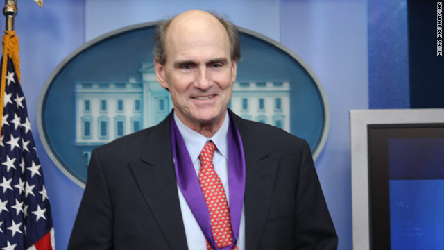 The James Taylor Briefing Room
