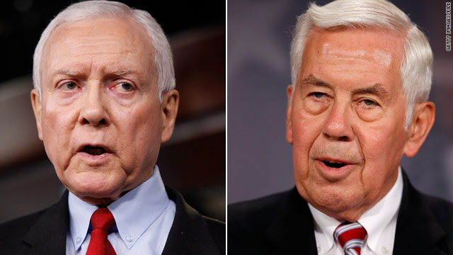 Lugar and Hatch come calling on FreedomWorks