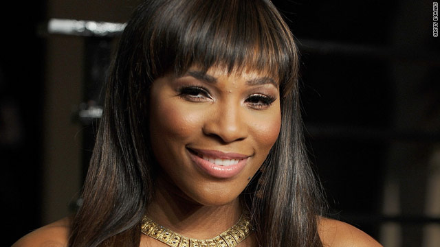 Serena Williams treated for pulmonary embolism