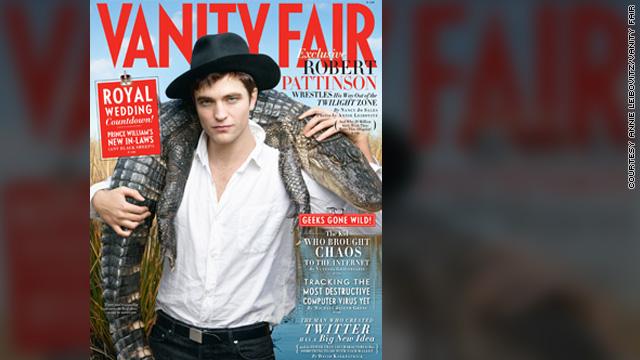 Robert Pattinson admires Kristen Stewart, Charlie Sheen