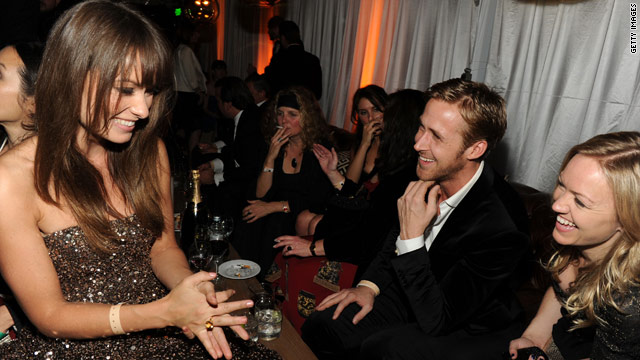 Are Ryan Gosling and Olivia Wilde dating?