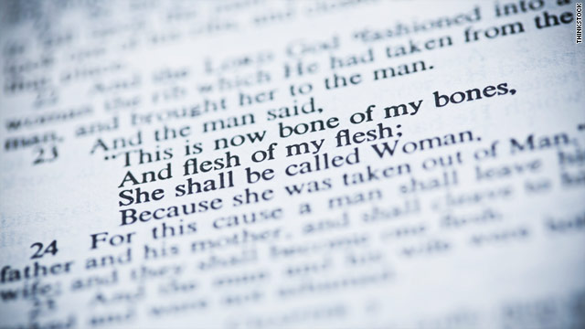 Scripture references to homosexuality