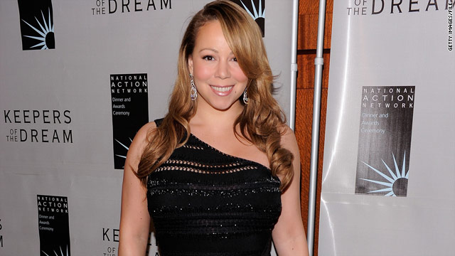 Mariah Carey: I'm embarrassed by Gadhafi gaffe