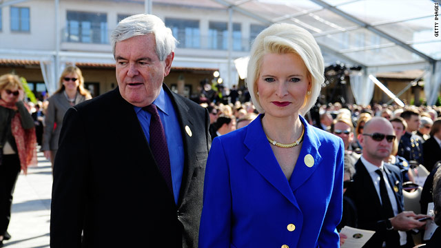 Gingrich announces &#039;exploratory phase&#039;