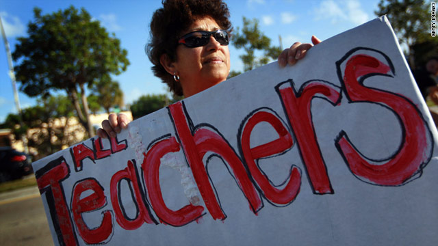 Podcast: Are teachers getting a bad rap?