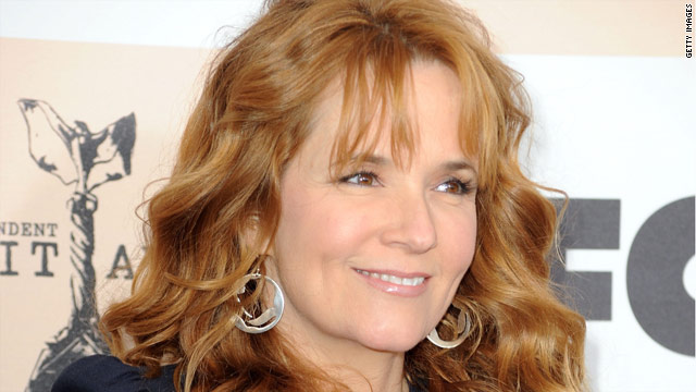 Lea Thompson: Sheen's tweets are better than reality TV